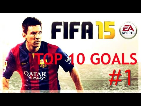 FIFA 15 - TOP 10 BEST GOALS #1
