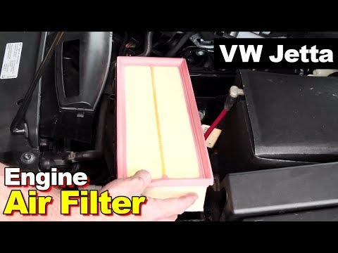 2014 Volkswagen Jetta Engine Air Filter