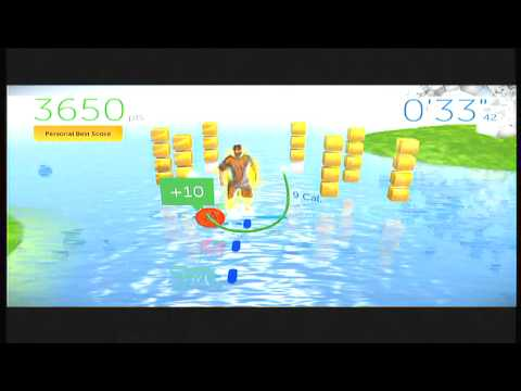 Jump Rope Activity - Your Shape: Fitness Evolved 2012 - Xbox Fitness