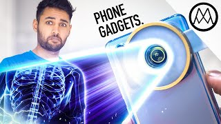 14 Smartphone Gadgets you might not believe Exist.