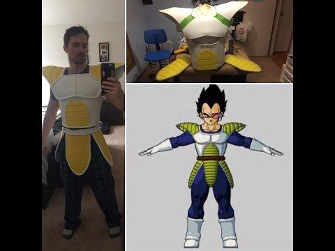 Dragonball Z Saiyan Armor