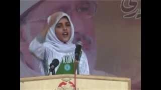 best speech of a school student. dr tahir ul qadri FLV from chashma colony  msm