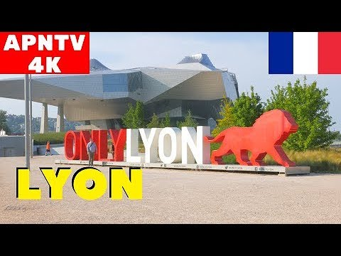 Lyon, France 4K Vlog Beating the French Train Strike