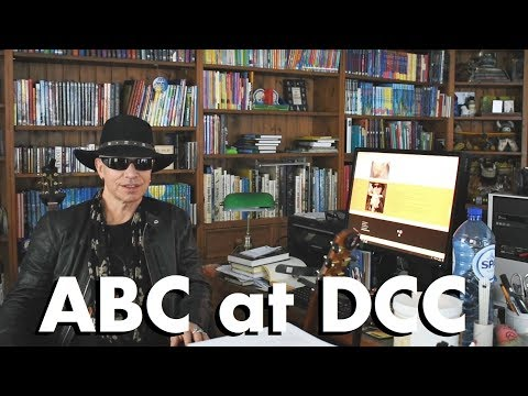 ABC at DCC   teaser trailer #2: Paul van Loon