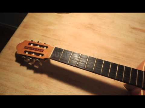 NYLON TO STEEL STRING GUITAR CONVERSION 1