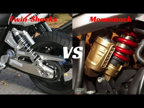 Monoshock Vs Twin-shock; Which is better and why?