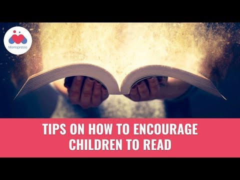 How to Encourage Children to Read