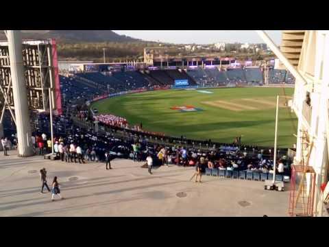 MCA pune inernational cricket stadiums awesom view pune