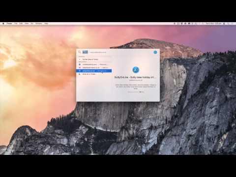 Master Spotlight in OS X Yosemite