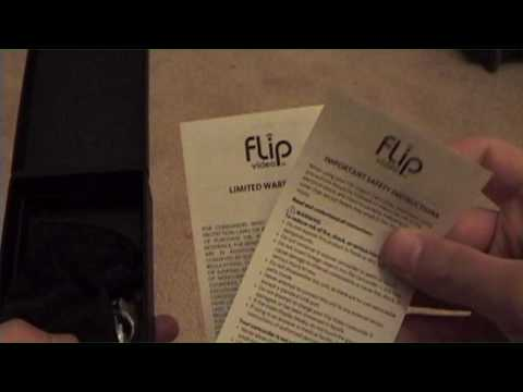 Flip Mino 2nd Gen 120 min Unboxing, Quality Test, and Problems?!?!!