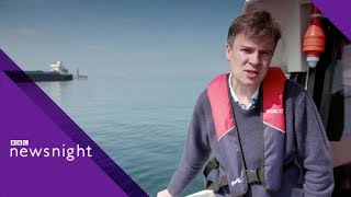 Brexit: Northern Ireland and the backstop plan – BBC Newsnight