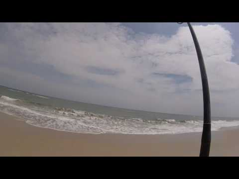 Surf fishing assateague island. May 2016. 39
