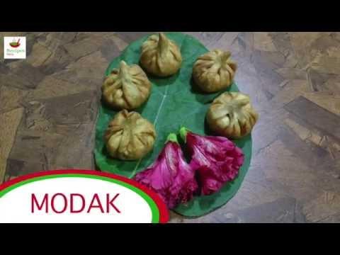 Easy Modak   Modak in 15 minutes   Ganesha Chaturthi