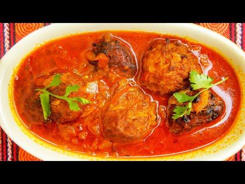 लौकी के कोफ्ते की सब्जी कैसे बनाते हैं हिंदी में फुल वीडियो How to make Lauki Ke Kofte ki sabji