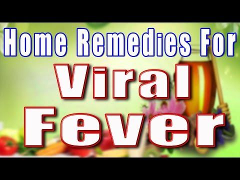 HOME REMEDIES FOR VIRAL FEVER II वायरल बुखार का घरेलू उपचार II