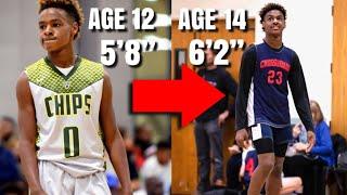 The CRAZY Evolution Of Lebron James Jr (2014 - 2019)