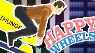 Happy Wheels | WORST ROLLERCOASTER EVER!!