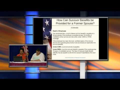 Court Ordered Benefits