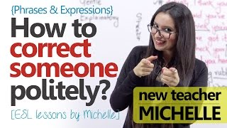 English lessons by Michelle