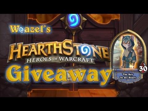 Hearthstone Beta Key Giveaway [CLOSED]