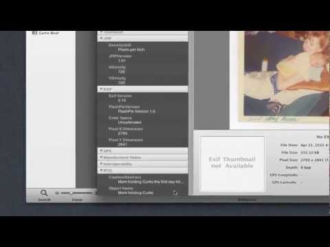 How to Easily Export or Share Photos from iPhoto With Titles and Descriptions Intact