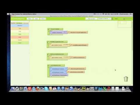How To Link To Websites From A Button Using MIT App Inventor