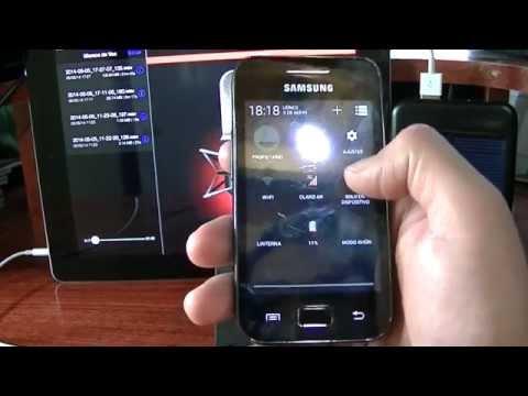 Como actualizar el Samsung Galaxy Ace a Android 4.4.2 kitkat - facil - SIN RIESGO -  bien explicado
