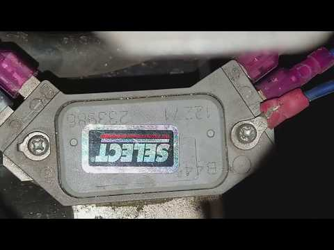 How to GM igniter into Datsun/Nissan l28 turbo