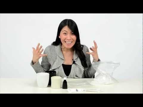How to make ice cream!