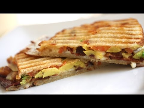 Avocado Panini Recipe