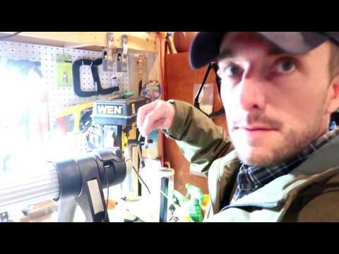 Replacing Thule Bike Rack Locksets (with key broken off in cylinder).