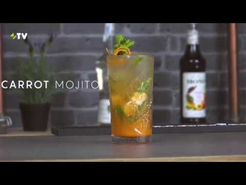 Carrot Mojito - How to