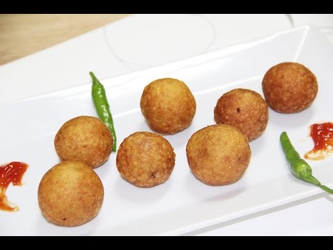 Surti Petis Recipe - Stuffed Potato Balls Video Recipe by Bhavna