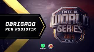 GRANDE FINAL   Campeonato Mundial 2019 FREE FIRE