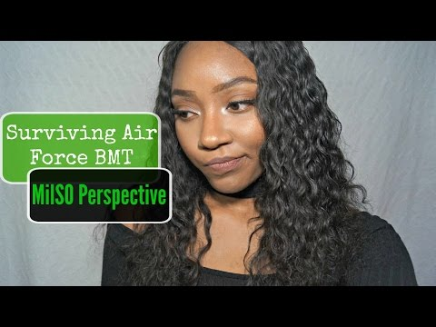 THE MilSO Guide to Surviving Air Force BMT