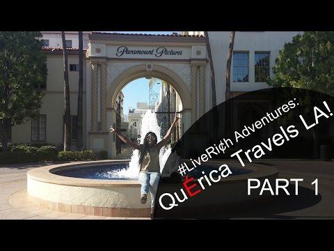QuErica Travels LA (PART 1) -