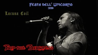 Lacuna Coil - Trip The Darkness (live Short Clip 4k) @festa Dell