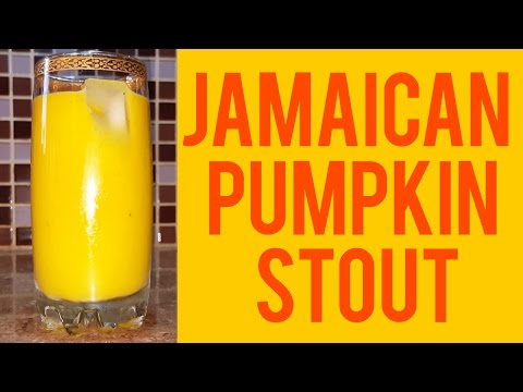 How to make Jamaican Pumpkin Stout | Thanksgiving Pumpkin Stout