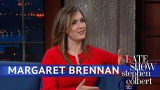 Margaret Brennan Got A Historic Sound Bite Out Of Trump