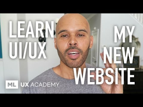 Learn Product UI/UX Design at ML UX Academy - mluxacademy.com