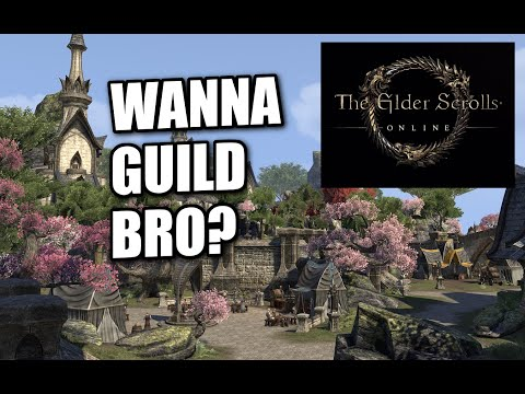 ELDER SCROLLS ONLINE - PS4 - Wanna Guild Bro ? Join S6G Guild Today - XBOX