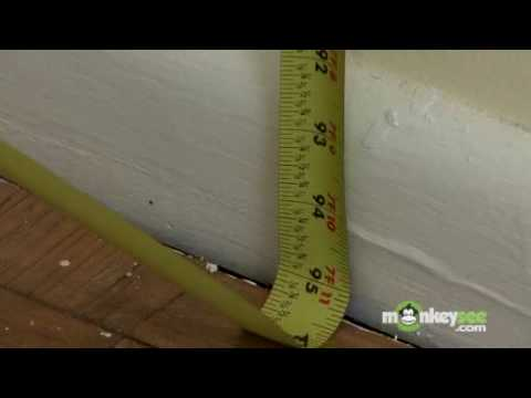 How to Measure a Room for Wallpaper