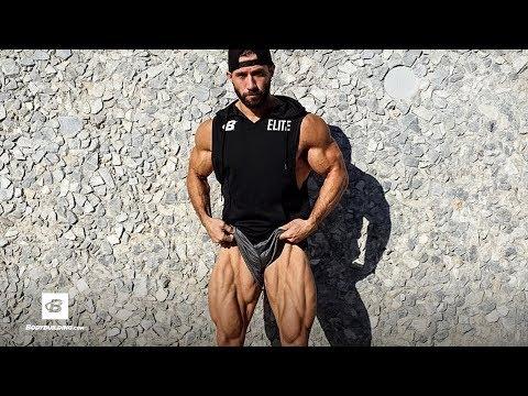 The Quad Guy Leg Workout | Julian Smith