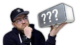 It Looks Like A Speaker...