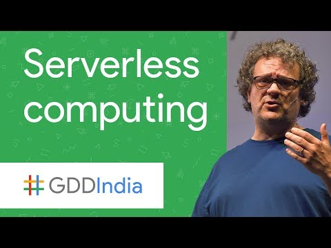 Serverless Computing with Firestore, Cloud Functions, and G Suite APIs (GDD India '17)
