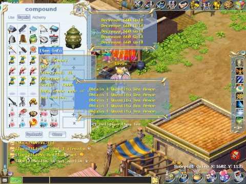 Wonderland Online Blue Flame Loricae