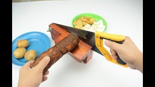 how to make a slicer, you can make it at home