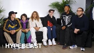 Download Jonah Hill, Na-Kel Smith and Mid90s Cast on Streetwear and Skateboarding Video