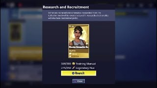 easiest way to unlock mythic heroes rec 5 months ago - collection book fortnite save the world