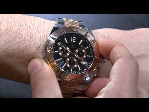 Guess Gc Watches Sport Class XXL Review
